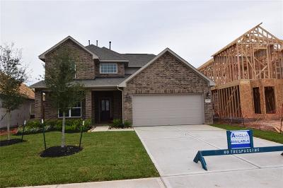 Brookshire Single Family Home For Sale: 1807 Benbrook Hollow Lane