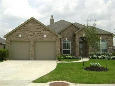 Pearland Single Family Home For Sale: 2821 Lost Maples Drive