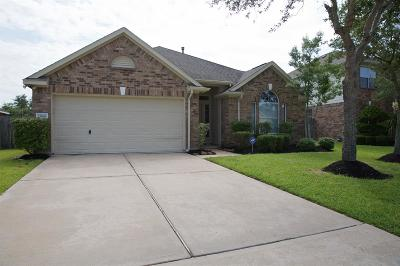 Pearland Single Family Home For Sale: 13004 Winter Springs