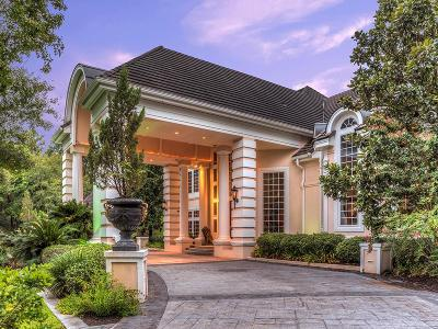 The Woodlands Single Family Home For Sale: 205 Grogans Point Road