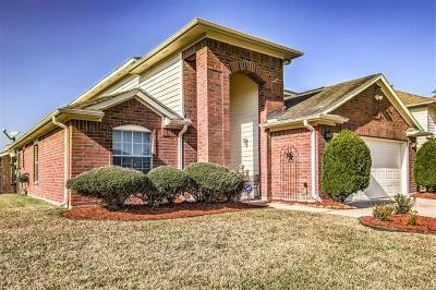 La Porte Single Family Home For Sale: 9222 Wichita Drive