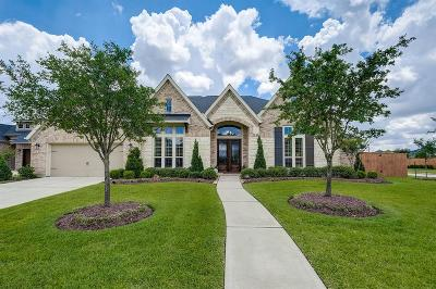 Katy Single Family Home For Sale: 27715 Bering Crossing Drive