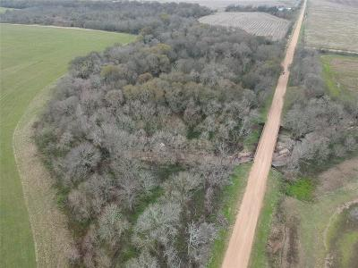 Wharton County Country Home/Acreage For Sale: County Rd 279
