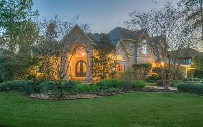 The Woodlands TX Single Family Home For Sale: $1,195,000