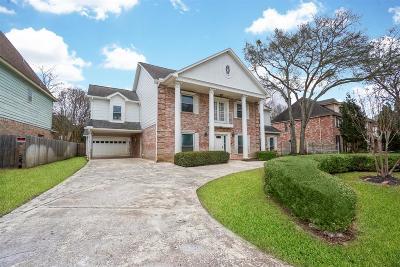 Houston Single Family Home For Sale: 1106 Crossroads Drive