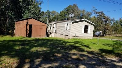 Trinity County Single Family Home For Sale: 390 Campground