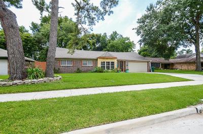 Houston Single Family Home For Sale: 10939 Ivyridge Road