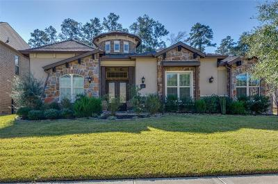 Conroe Single Family Home For Sale: 109 Evergreen Oak Drive
