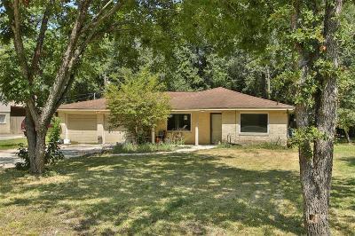 Humble Single Family Home For Sale: 4711 Fieldwick Lane