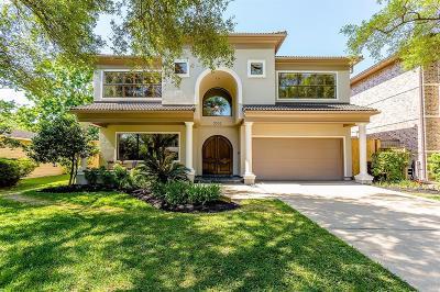 Houston TX Single Family Home For Sale: $1,399,999