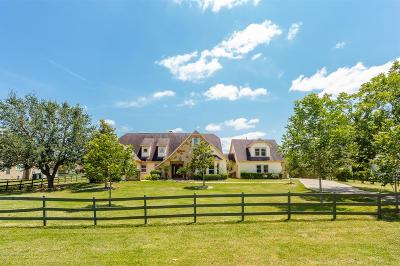 Fulshear Single Family Home For Sale: 4526 Box Turtle Lane