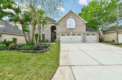 The Woodlands TX Single Family Home For Sale: $459,000