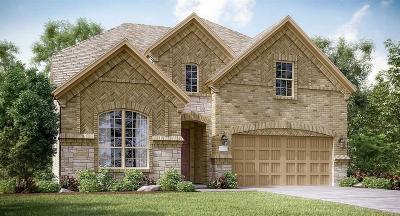 Richmond TX Single Family Home For Sale: $338,790