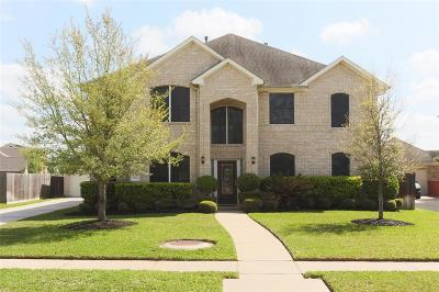 Tomball Single Family Home For Sale: 19014 Brighton Trail Lane
