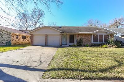 Deer Park Single Family Home For Sale: 4718 Jefferson Avenue