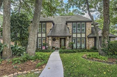 Kingwood Single Family Home For Sale: 3606 Glade Creek Drive