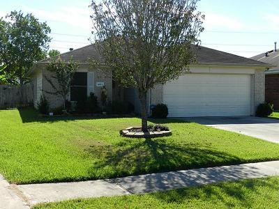 Richmond Single Family Home For Sale: 18115 Hanover Glen Lane
