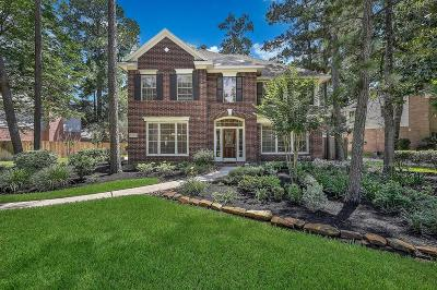 The Woodlands Single Family Home For Sale: 137 W Elm Crescent