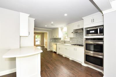 Houston Single Family Home For Sale: 314 Nottingham Oaks Trail