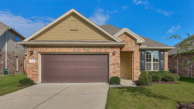 Katy Single Family Home For Sale: 3618 Carolina Canyon Court