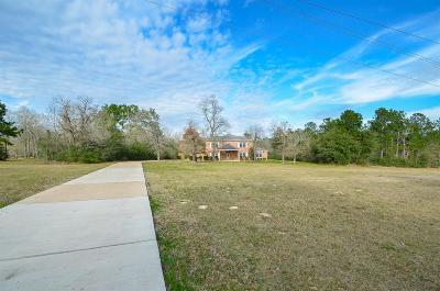 Montgomery Single Family Home For Sale: 18460 Hills Lake Court