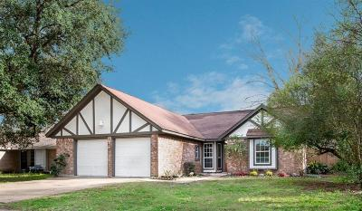 Houston Single Family Home For Sale: 15707 Fox Springs Drive