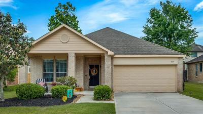 Conroe Single Family Home For Sale: 963 Fife Drive