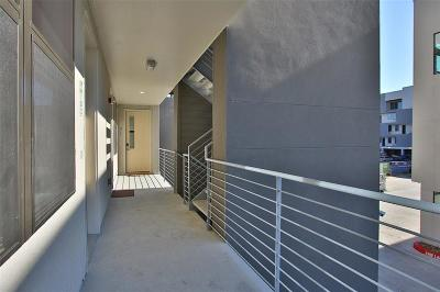 Midtown Condo/Townhouse For Sale: 2401 Crawford Street #101A