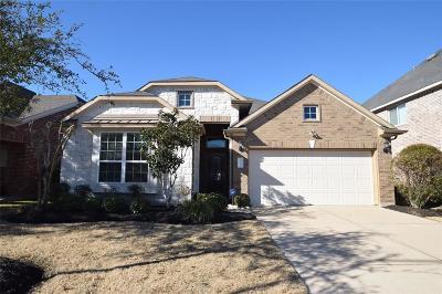 Katy Single Family Home For Sale: 24730 Crystal Leaf Lane