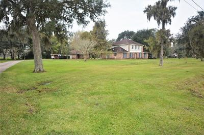Sweeny Single Family Home For Sale: 20257 Highway 35