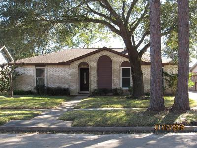Sugar Land Single Family Home For Sale: 13523 Wimbledon Drive
