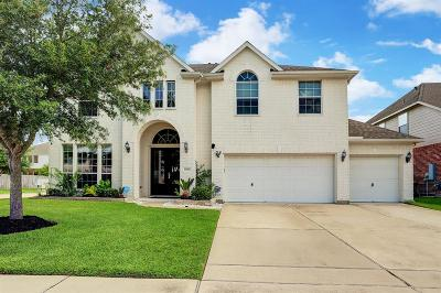 Pearland Single Family Home For Sale: 13111 Indigo Bay Court
