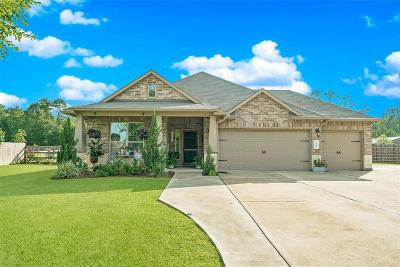 Conroe Single Family Home For Sale: 4578 Coues Deer Lane N