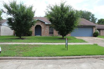 Cypress TX Single Family Home For Sale: $163,500