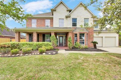 Friendswood Single Family Home For Sale: 1632 Mossy Stone Drive