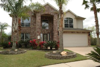 Pearland Single Family Home For Sale: 11502 Cross Spring Ct Court