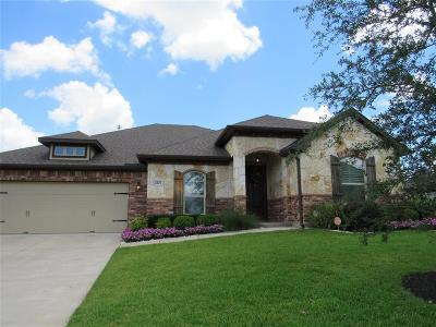Brenham TX Single Family Home For Sale: $359,000
