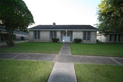 Missouri City Single Family Home For Sale: 1222 Twining Oaks Lane