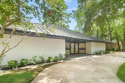 Houston Single Family Home For Sale: 14107 Carolcrest Circle