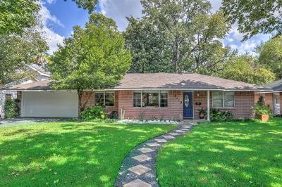 Houston Single Family Home For Sale: 3118 Mona Lee Lane