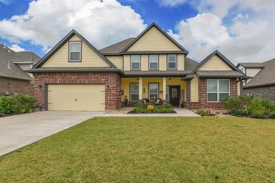 Baytown Single Family Home For Sale: 14034 Belmont Circle