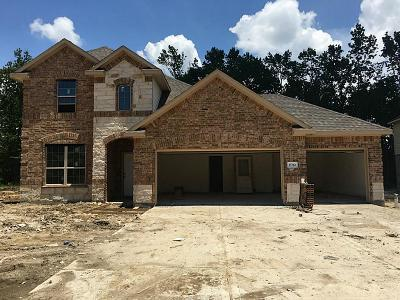 Crosby Single Family Home For Sale: 15702 East Chamfer