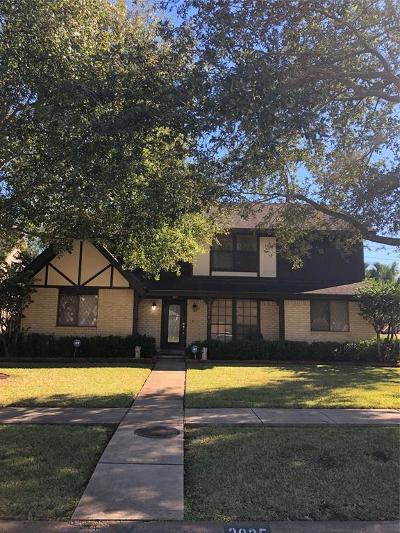 Sugar Land Single Family Home For Sale: 2935 Pecan Ridge