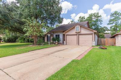 Kingwood Single Family Home For Sale: 5419 Forest Springs Drive