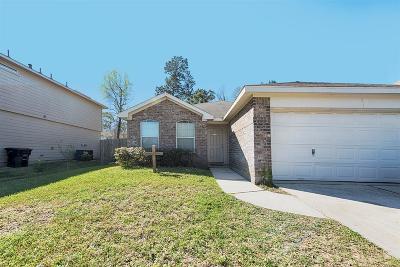Kingwood Single Family Home For Sale: 3414 Any Way