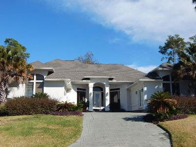 Montgomery Single Family Home For Sale: 40 Broad Cove
