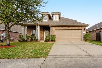 Alvin Single Family Home For Sale: 4706 High Creek Court