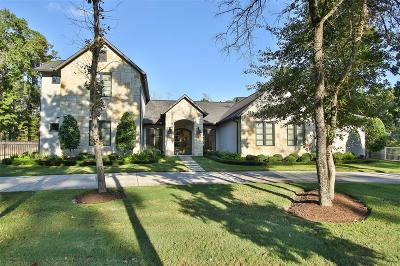 Magnolia Single Family Home For Sale: 9811 Clubhouse Circle