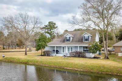 Trinity County Single Family Home Pending: 47 Blue Bird Lane