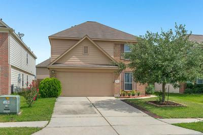 Conroe Single Family Home For Sale: 9873 Expedition Trl